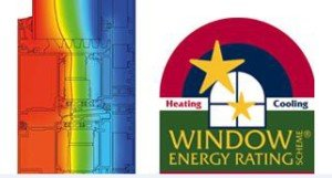 Windows doors aoland aluminium glass china for Window energy ratings