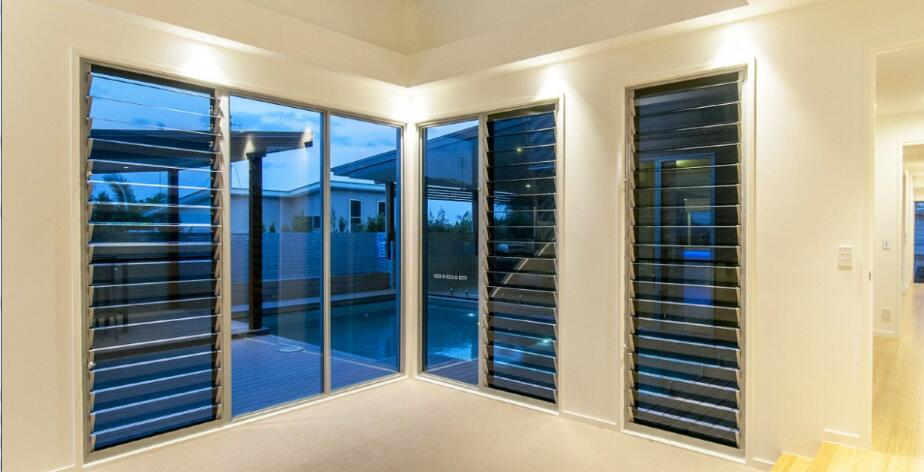Interior Louvered Slatted Doors Aoland China Supplier